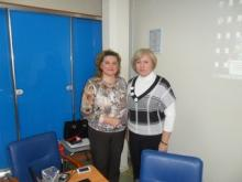 Берестовая Лариса Вячеславовна и Исакова Надежда Владимировна